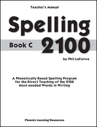 Spelling 2100 - Book C - Teachers Guide