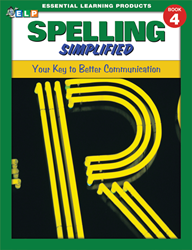 Spelling Simplified - Book 4 - Grade 4