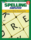 Spelling Simplified - Book 5 - Grade 5