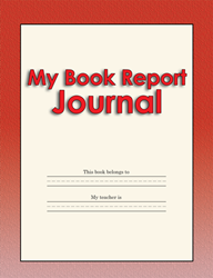 Subject Journals - Book Report - Grades 4 and Above