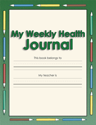 Subject Journals - Weekly Health - Grades 1-3