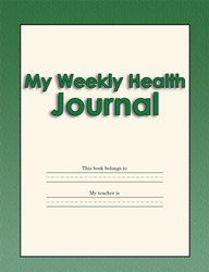 Subject Journals - Weekly Health - Grades 4 and Above