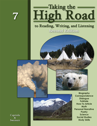 Taking the High Road to Reading, Writing, and Listening - 2nd Edition - Book 7