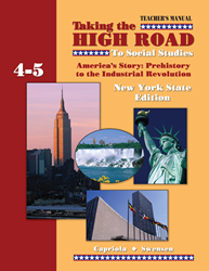 Taking the High Road to Social Studies - Book 4-5 - Teachers Manual