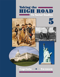 Taking the High Road to Social Studies - Book 5