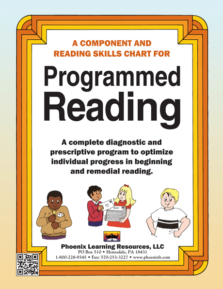 Programmed Reading Chart and Sampler