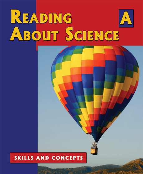 Reading About Science - Book A