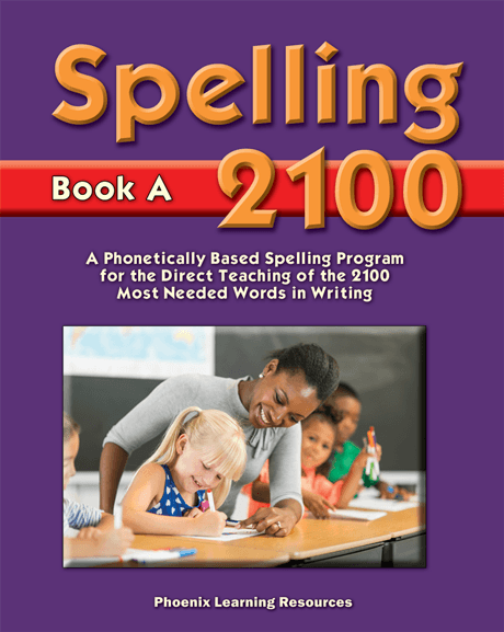 Spelling 2100 - Book A