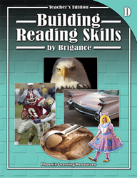 Building Reading Skills - Book D - Teachers Edition