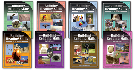 Building Reading Skills - Special Introductory Offer
