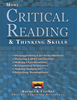 Critical Reading and Thinking Skills - More