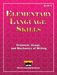 Elementary Language Skills - Book E