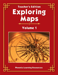 Exploring Maps - Volume 1 Teachers Edition