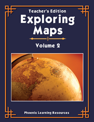 Exploring Maps - Volume 2 Teachers Edition