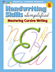 Handwriting Skills - Grade 5 - Mastering Cursive Writing