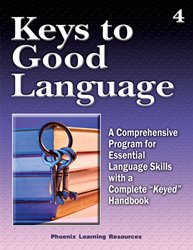 Keys to Good Language - Grade 4 Workbook