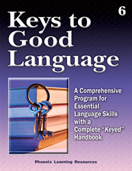 Keys to Good Language - Grade 6 Workbook