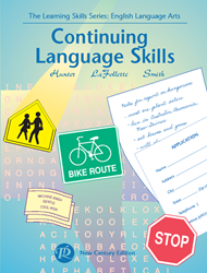 Learning Skills: English Language Arts - Book C - Continuing