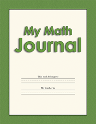 Math Journal 3-5 - Version B