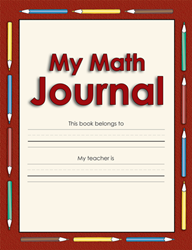 Math Journal K-2 - Version A