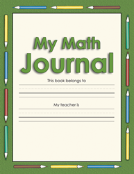 Math Journal K-2 - Version B