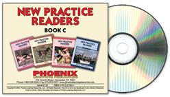New Practice Readers CD - Book C