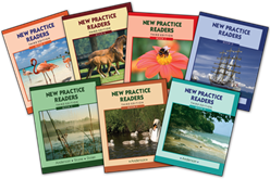New Practice Readers - Special Introductory Offer Carefully graded articles and books challenge students at their own individual reading levels.