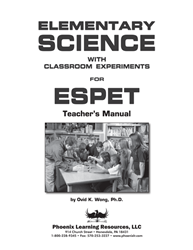 New York (ESPET) Workbook - Teacher Manual