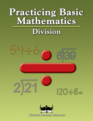 Practicing Basic Math - Division