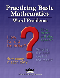 Practicing Basic Math - Word Problems