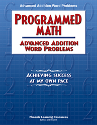 Programmed Math - Advanced Addition Word Problems
