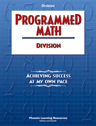 Programmed Math - Division