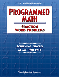 Programmed Math - Fraction Word Problems