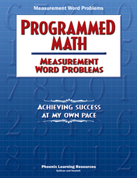Programmed Math - Measurement Word Problems