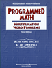 Programmed Math - Multiplication Word Problems