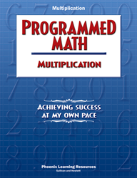 Programmed Math - Multiplication