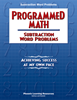 Programmed Math - Subtraction Word Problems