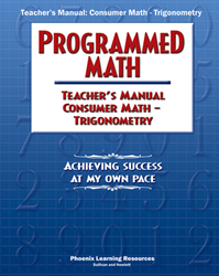 Programmed Math - TM, Presonal - Trigonometry