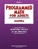 Programmed Math for Adults - Algebra