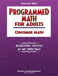 Programmed Math for Adults - Consumer Math