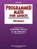 Programmed Math for Adults - Decimals
