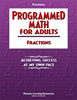 Programmed Math for Adults - Fractions