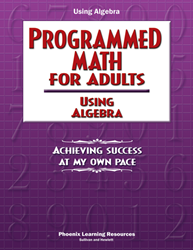 Programmed Math for Adults - Using Algebra