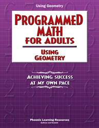 Programmed Math for Adults - Using Geometry