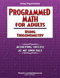 Programmed Math for Adults - Using Trigonometry