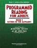 Programmed Reading Adult Placement Test - Digital