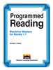 Programmed Reading - Blackline Masters - Series I