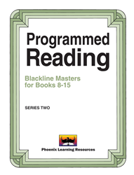 Programmed Reading - Blackline Masters - Series II