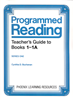 Programmed Reading - Book 1 & 1A Teacher Guide