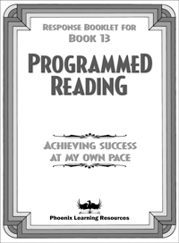 Programmed Reading - Book 13 - Student Response Book